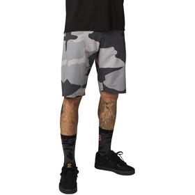 Fox Ranger Camo Shorts Herren schwarz/grau